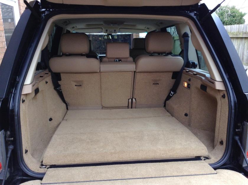 range rover seven seat conversion 7seat. Black Bedroom Furniture Sets. Home Design Ideas